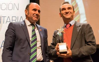 Aperitivos y Extrusionados recibe el Premio a la Trayectoria Empresarial 2015