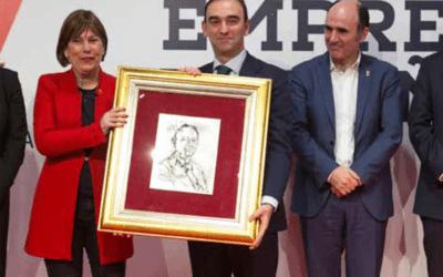 Santiago Sala, director general de Grupo Apex, Premio Empresario del Año 2018